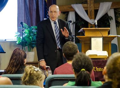 Salvation Army's Bridging the Gap graduation 2015