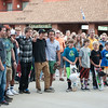 The youth of Park City came out to support Sam Jackenthal at Park City Mountain Resort on Sept. 12.