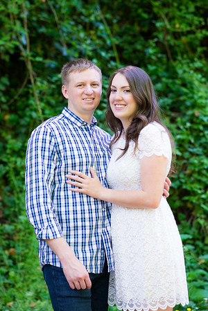 Sam and Hannah - Engagement