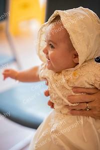 Samantha Cordon Baptism