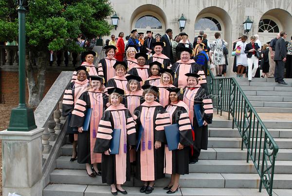 Samford University School of Nursing Graduation