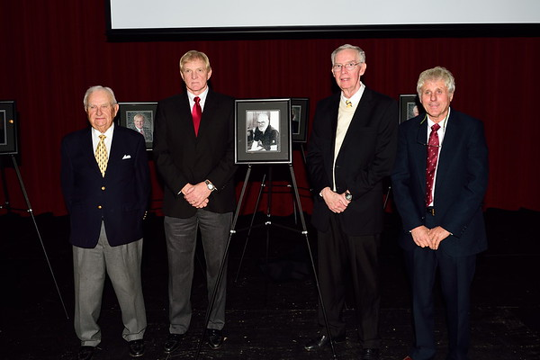 Sampson County Sports Club Hall of Fame Induction Ceremony - 2014-11-20