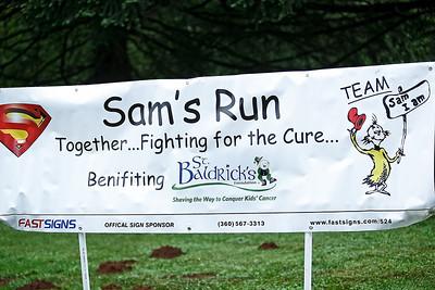 Sam's Fun Run 2013