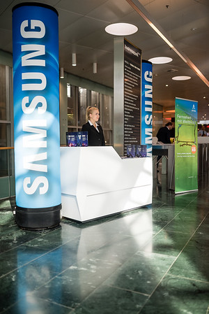 Samsung Event Twin Tower