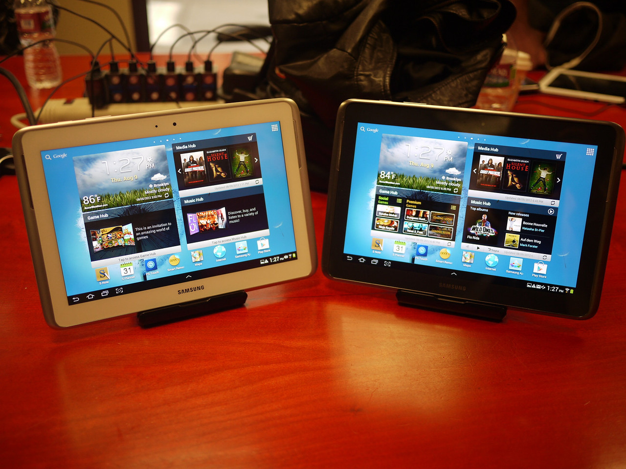 The Samsung Galaxy Note 10.1 will be available on August 16.