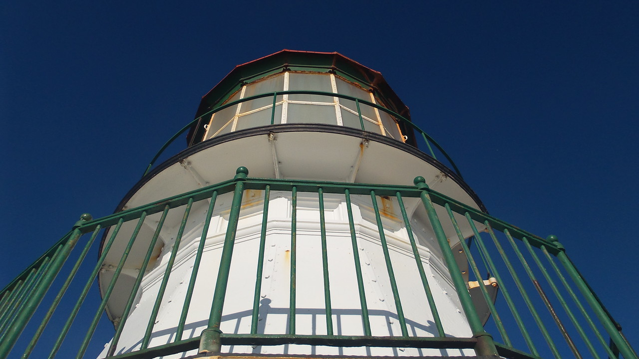Point Reyes Lighthouse.