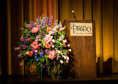 "San Diego Association of Bridal Consultants ""Favorite Things"" Event 2012 at The Prado at Balboa Park"