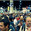 Day Three Exhibit Hall Crowd