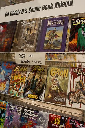 Gorey Stories--Prices Slashed