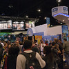 Day One Exhibit Hall Crowd
