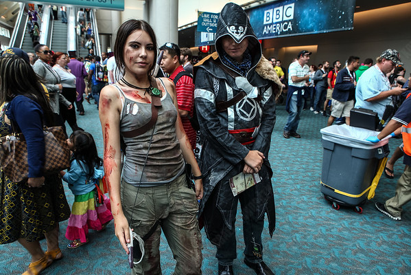 Assassin's Creed and Tomb Raider?