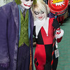 Great Joker and Harley Quinn costumes.