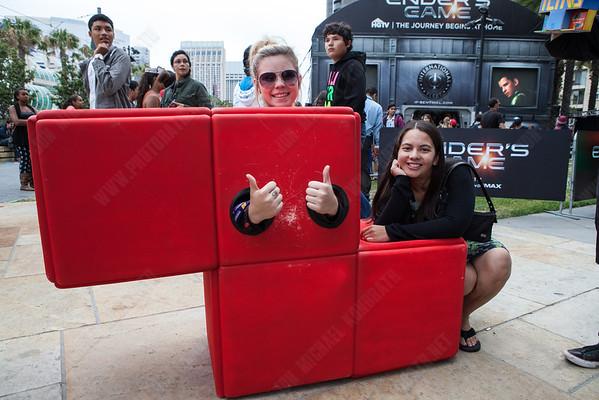 Tetris.