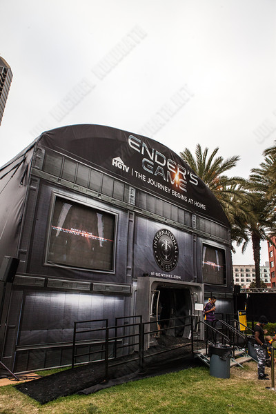 Ender's Game Experience.
