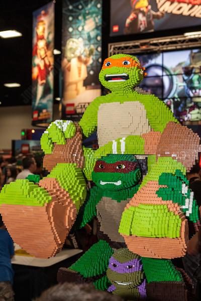 Lego turtles!