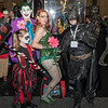 The little Harley Quinn is going to attack Batman.