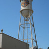 The famous WB water tower