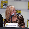 Chuck panel at SDCC