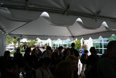 San Diego Comic Con and NerdHQ 2011 - Saturday