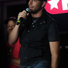 Zachary Levi's panel at NerdHQ