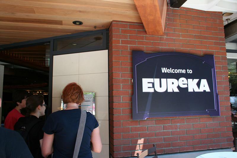 Cafe Diem entrance