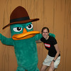 Me with Agent P!