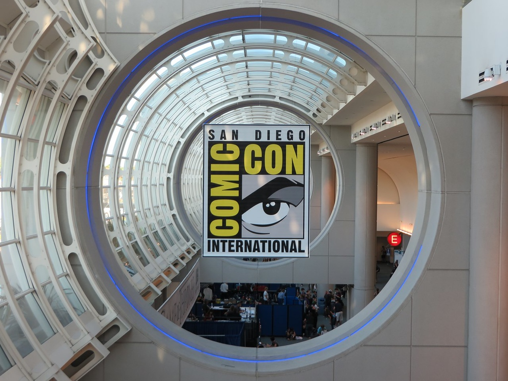 Sunday's Disney-related events for 2015 San Diego Comic-Con