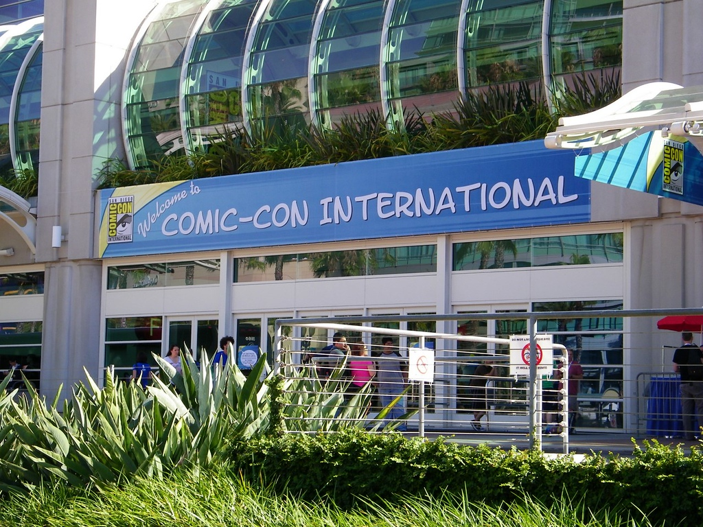 Saturday's Disney-related events for 2015 San Diego Comic-Con