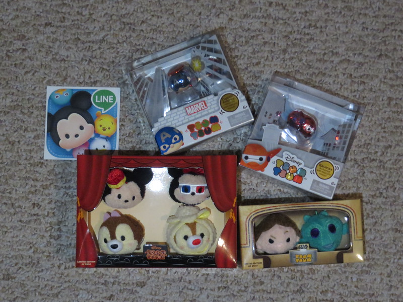 FIRST LOOK: Tsum Tsums pile into #SDCC