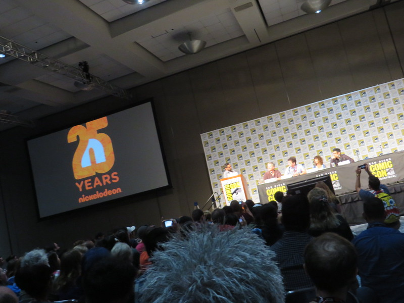 Nickelodeon 25th anniversary panel debuts upcoming look at new projects – #SDCC