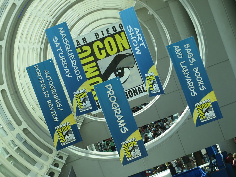 Saturday's Disney-related events for 2017 San Diego Comic-Con