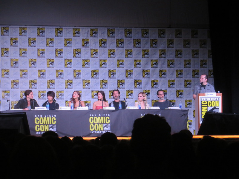Guilty pleasure 'The 100' returns once again to #SDCC with news and sneaks