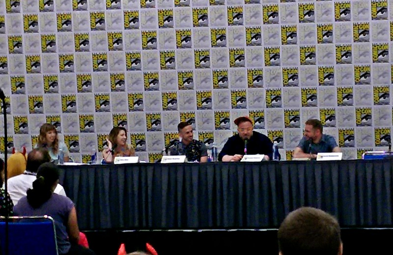 Star vs. The Forces of Evil faces #SDCC 2016