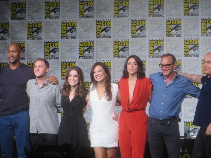 Six reasons why Marvel's Agents of S.H.I.E.L.D. is the best panel at #SDCC