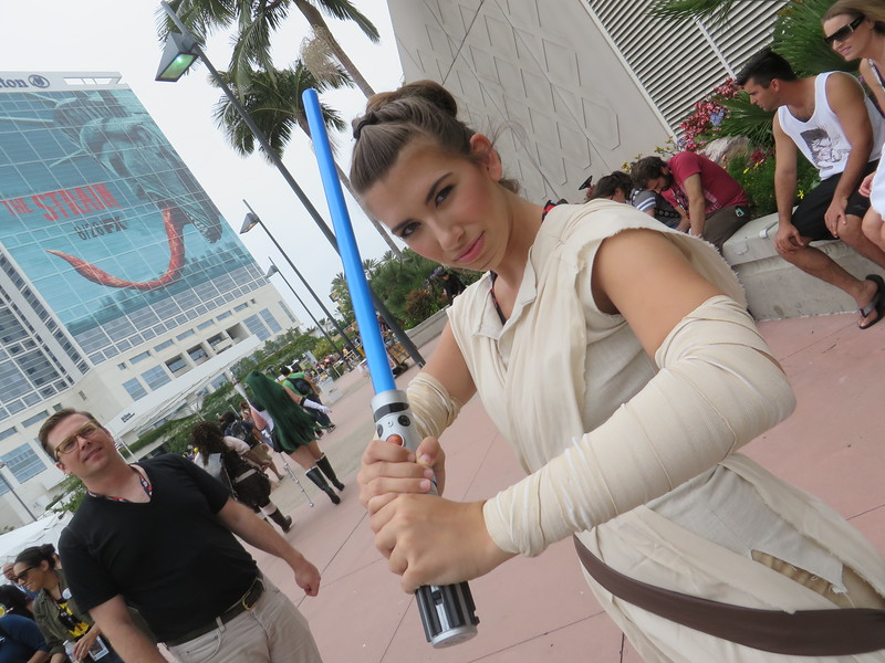 MouseInfo takes a look at 2016 San Diego Comic-Con cosplay #SDCC