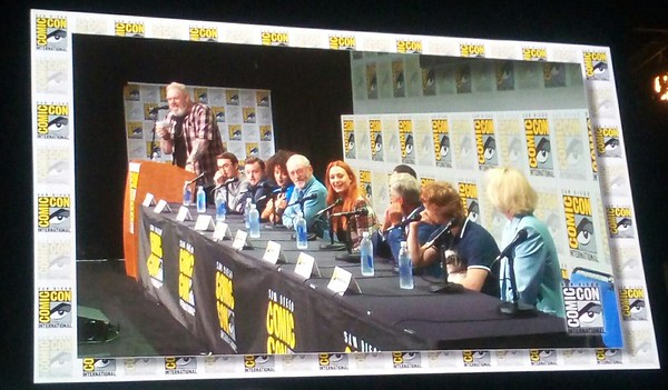 Top 5 moments from GAME OF THRONES panel at #SDCC