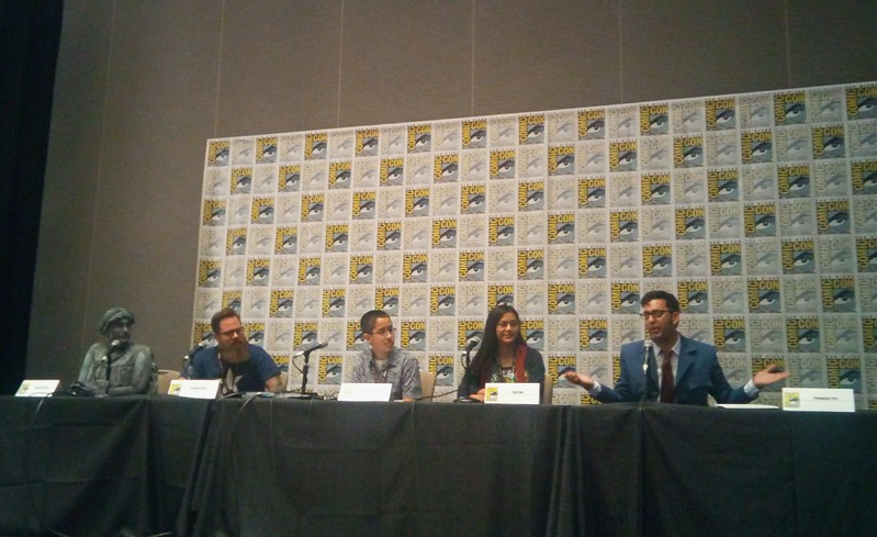 Raising Fankids: Teaching Young Geeks To Be Self-Confident #SDCC