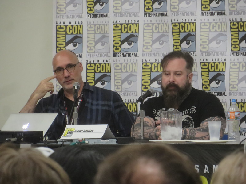 AVATAR creature designer Neville Page talks creating Banshees, Klingons, and more #SDCC