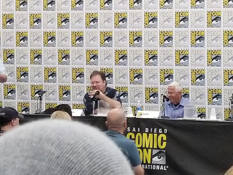 Bob Gurr and Garner Holt talk 55 years of theme park animatronics #SDCC