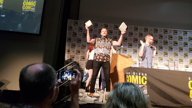DC @ SDCC, Top Moments from the 'Star Vs. the Forces of Evil' and 'Big City Green' Panel