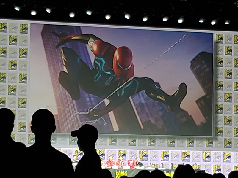 MARVEL GAMES attempt to fill the Hall H void at #SDCC with annoucnements