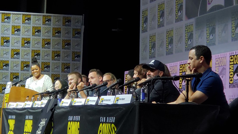 THE WALKING DEAD confirms departure of Rick (Andrew Lincoln) and more from #SDCC