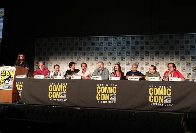 "Netflix presents it's upcoming series ""Disenchantment"" at Comic Con 2018, San Diego, USA - 21 July 2018"