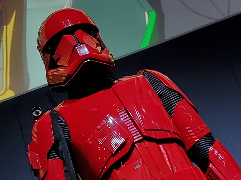 Sith Trooper costume debuts at STAR WARS pavilion at 2019 #SDCC with bevy of bounty