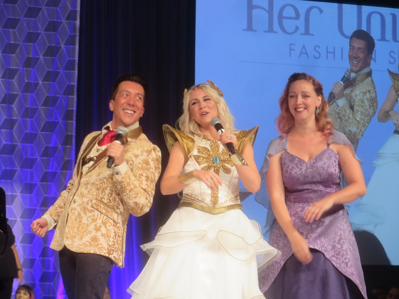 #SDCC: 2019 Her Universe Fashion Show continues to prove 'geek couture' can be really powerful!