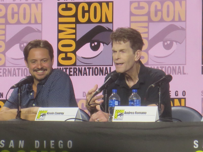 #SDCC: BATMAN BEYOND celebrates 20th anniversary with Kevin Conroy and more