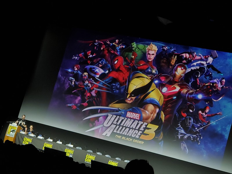 #SDCC: MARVEL GAMES reveals surprises for Alliance 3, Avengers, Iron-Man VR and more!