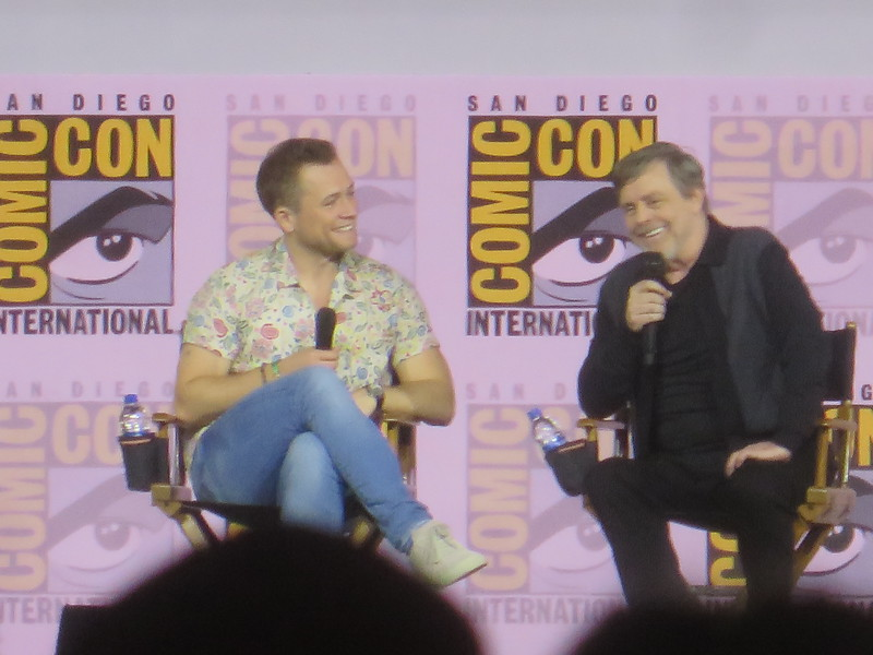 #SDCC: Hamill, Edgerton, Henson, and swoon: A look at DARK CRYSTAL: AGE OF RESISTANCE