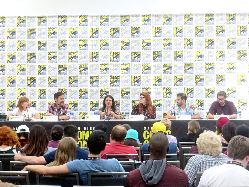 #SDCC: From their own mouths: 'The State of the Industry (by) Animation Superstars'
