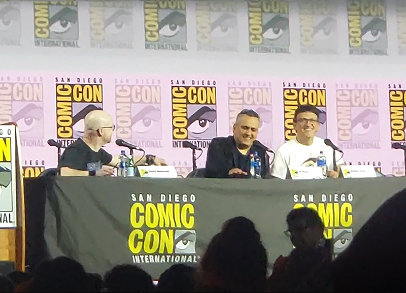 #SDCC: An 'intimate' conversation with the Russo Brothers about AVENGERS and beyond